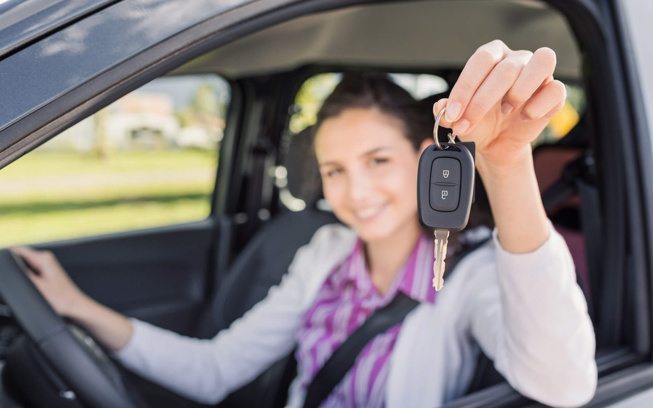 Blog #5 - New or Used? 6 Tips for Buying Your First Car